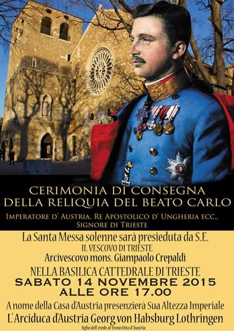 14 Novembre a Trieste