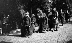 Il funerale del beato Carlo a Madeira